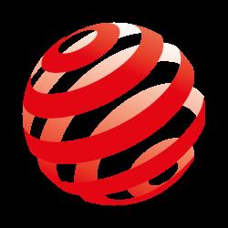 Logo Recompense Red Dot Design Award