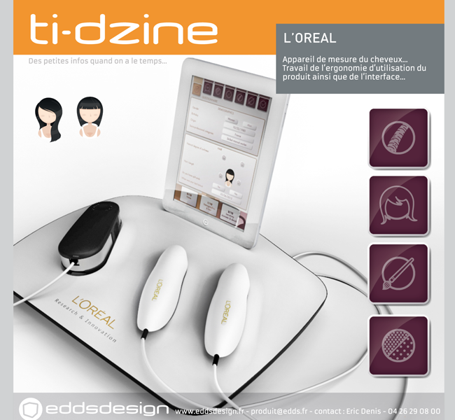 Ti-dzine L'Oréal HDS