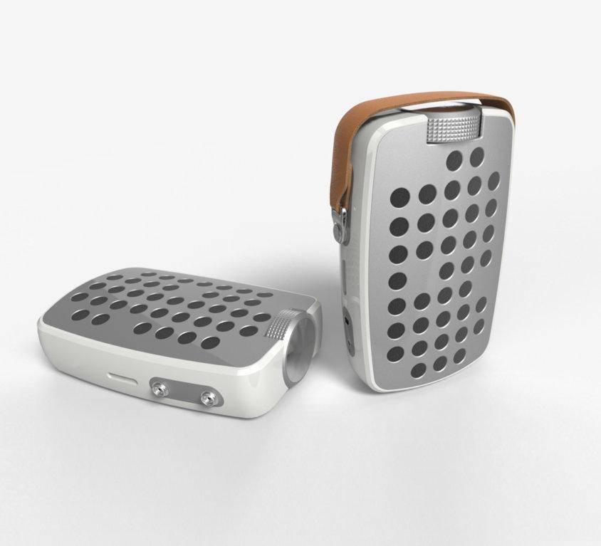 Supude – Bluetooth speaker