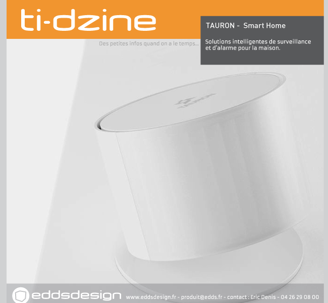 Ti-dzine Tauron Smart home