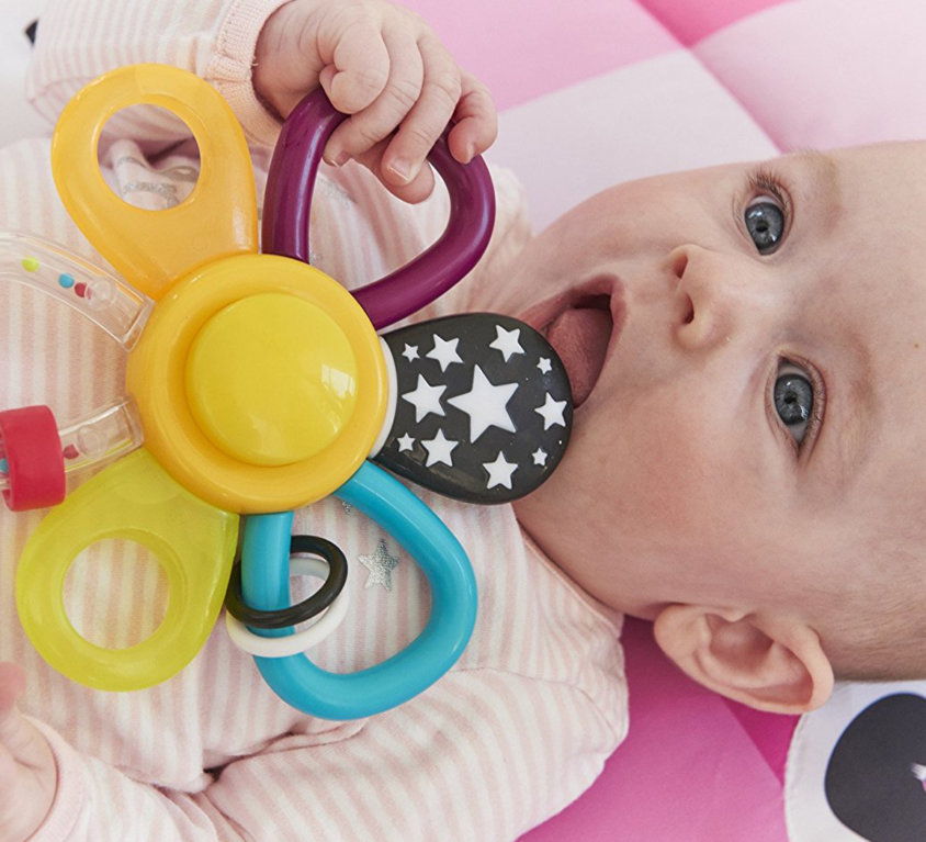 Babysun – Explore & Play Rattle