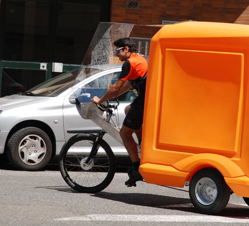 Trikes City – TNT Delivery Tricycle