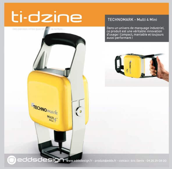 Ti-dzine Technomark Multi4 Mini