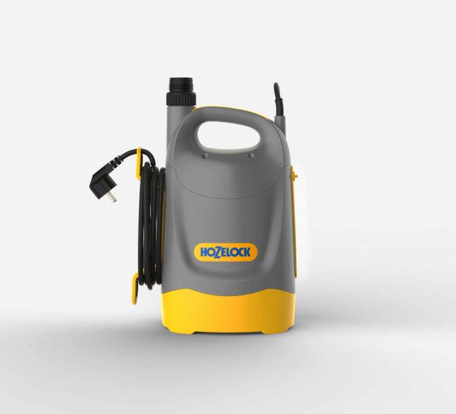 EDDS Design Projet Hozelock Exel Pompe Flowmax