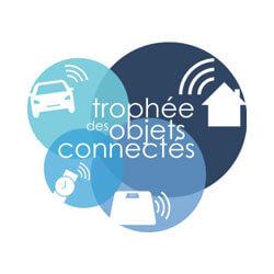 Logo Recompense Trophée des objets connectés