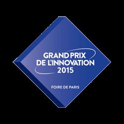 Logo Recompense Foire de Paris 2015