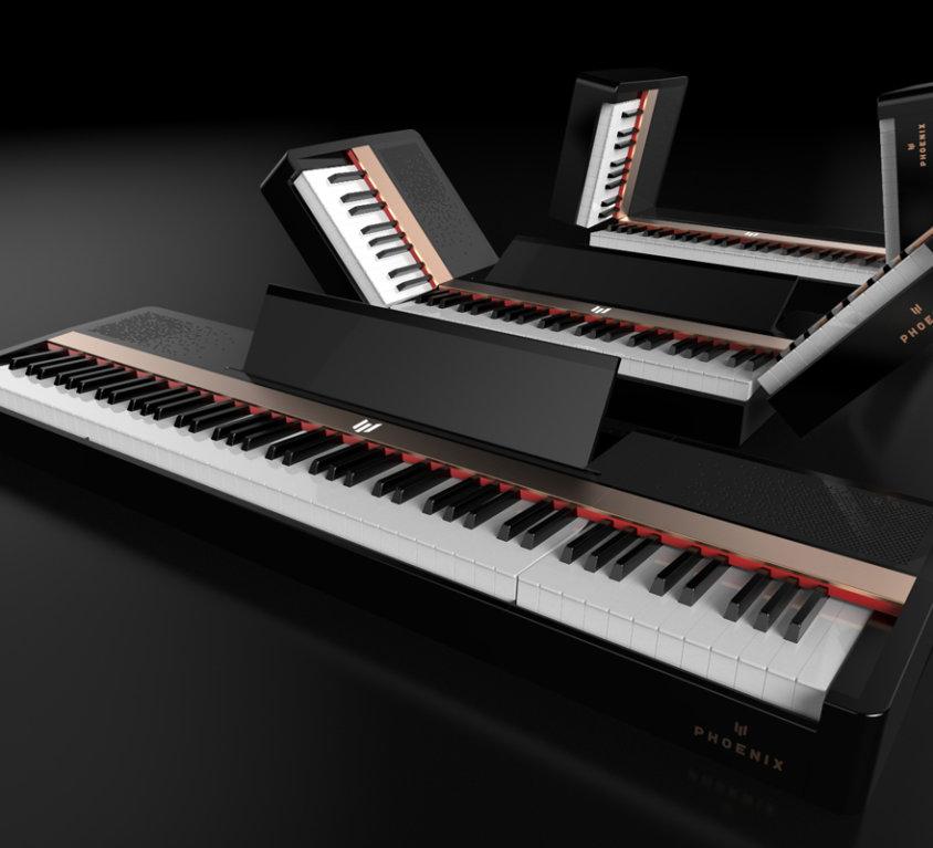 Adele H – Piano Phoenix