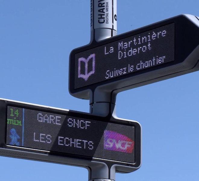 EDDS Design Projet Charvet Digital Media Igirouette