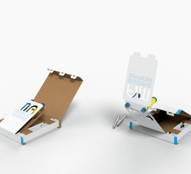 EDDS Design Projets Ineris Pack ma maison respire