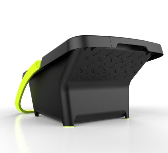 EDDS Design Projets Savy Camion de peinture 6L