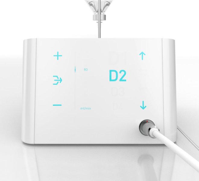 EDDS Design Projets Acteon Piezotome Cube