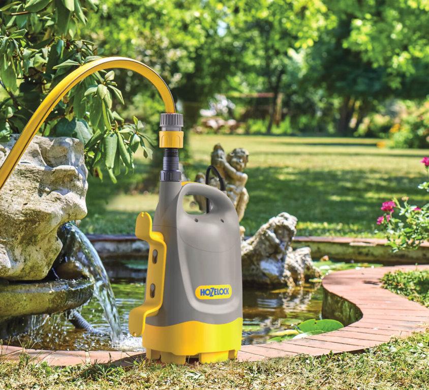 Hozelock – Flowmax 7500 Sump pump