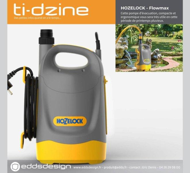 Ti-dzine Hozelock Flowmax
