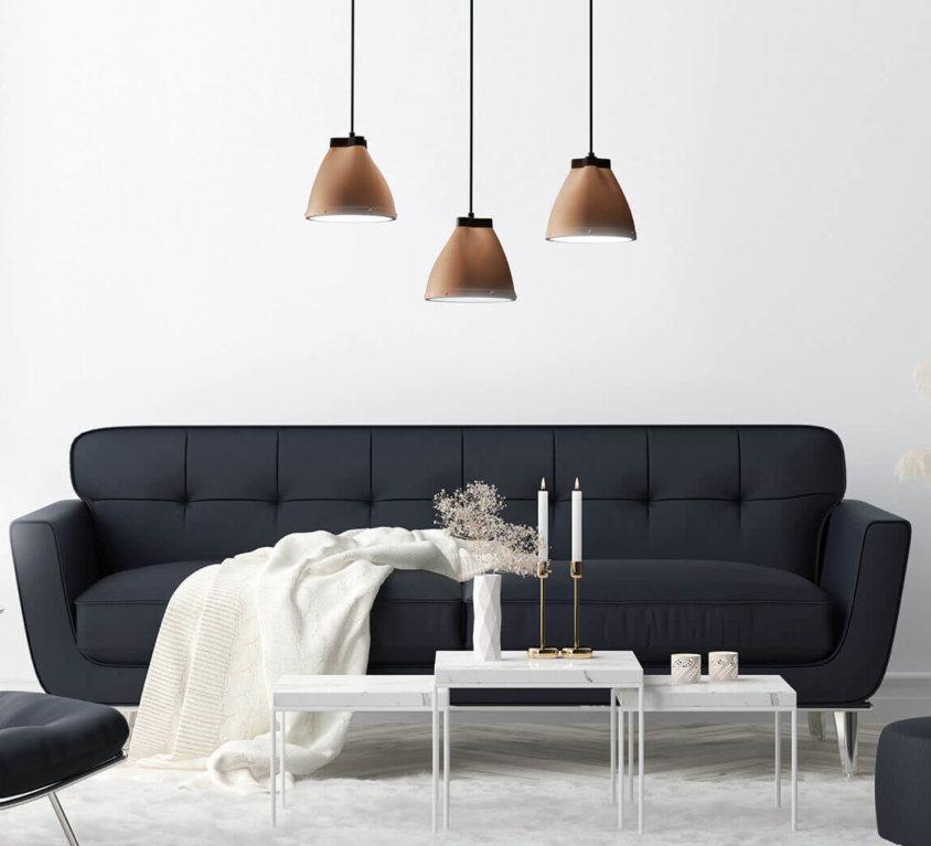 Aluminor – Gammes de luminaires Clarelle, tamara & Cocoon
